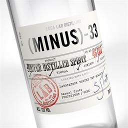 Minus 33 by LoCa Lab Distilling