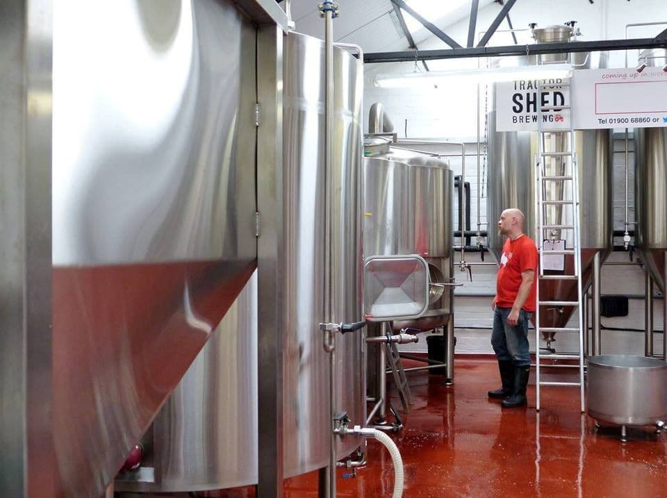 Tractor Shed Brewing