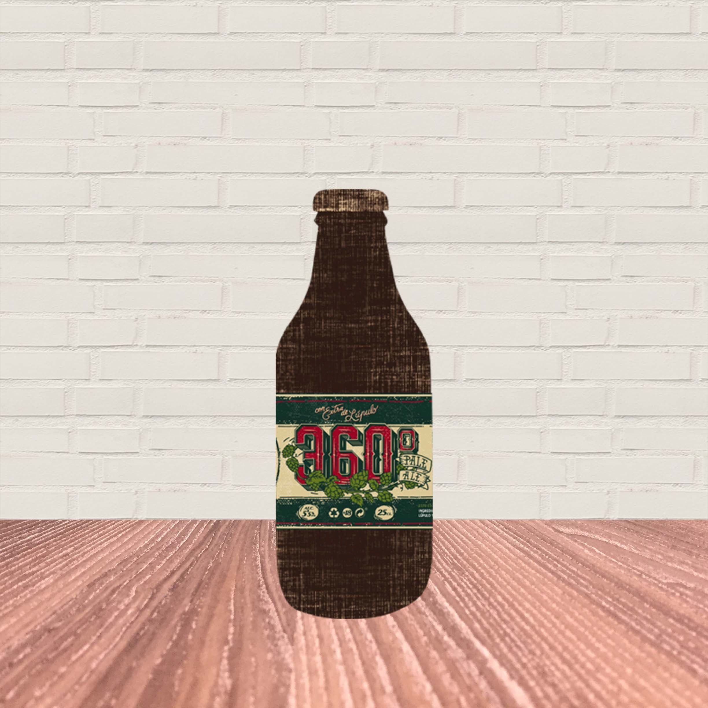 360 Pale Ale by La Virgen