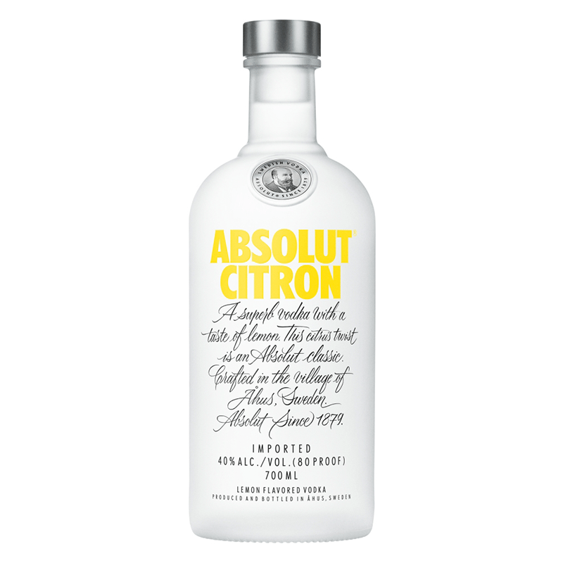 Absolut Citron by None