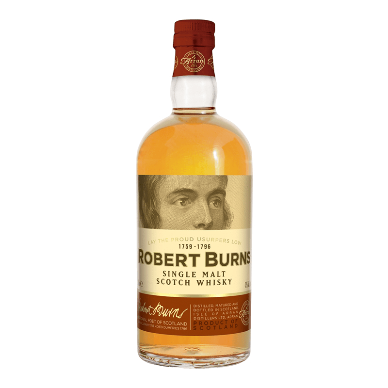 Arran Robert Burns Single Malt by None