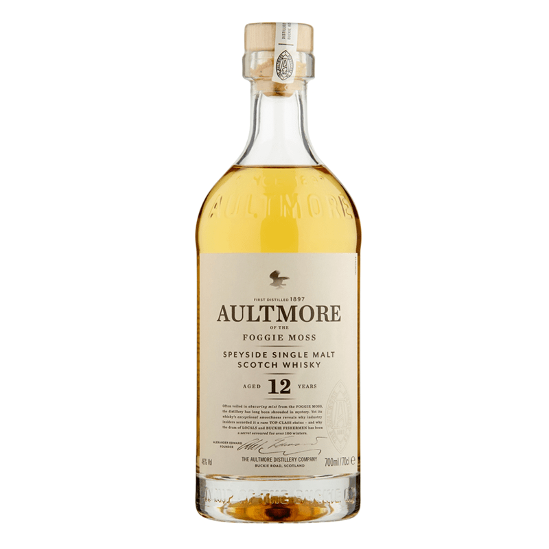 Aultmore 12 Y.O. Malt by None