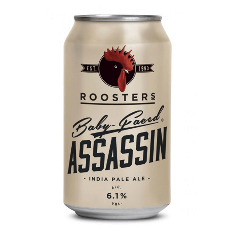 Baby-Faced Assassin by Roosters