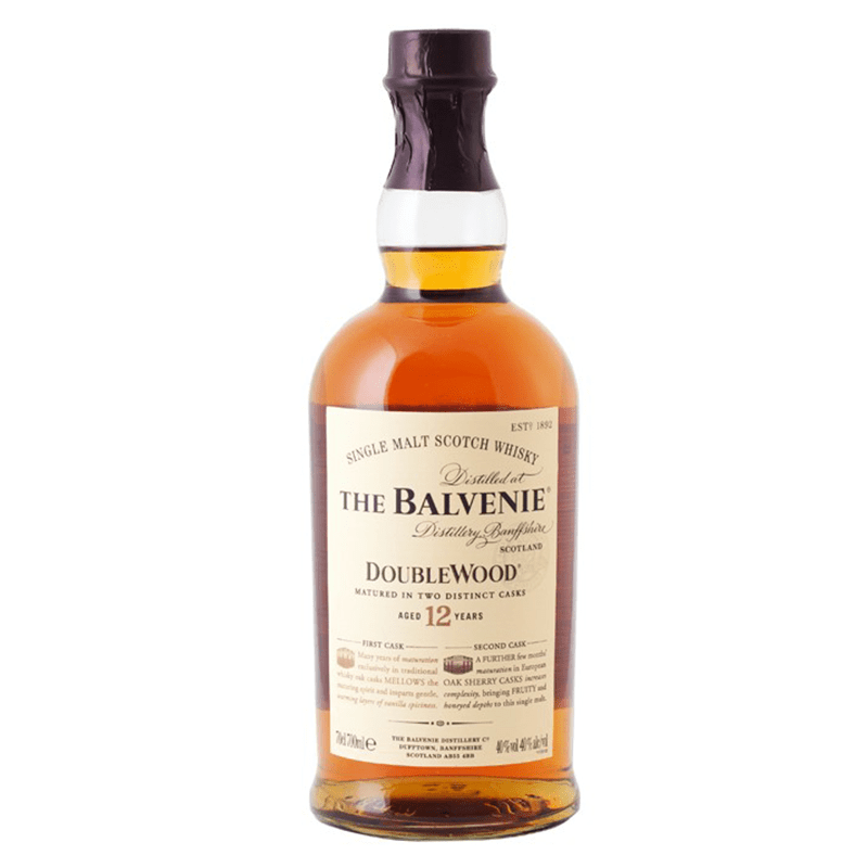 Balvenie Double Wood 12 Y.O. Malt by None