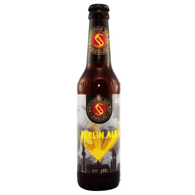 Berlin Ale by Schoppe Bräu