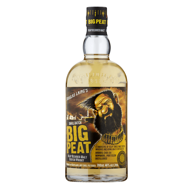 Big Peat Malt Whisky by None
