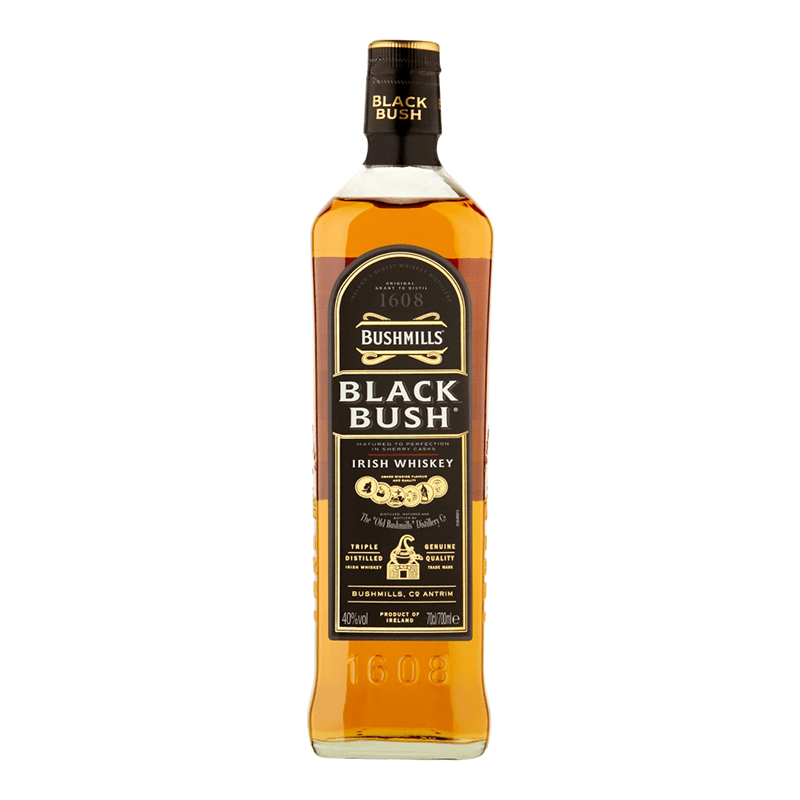 Black Bush Whisky by None
