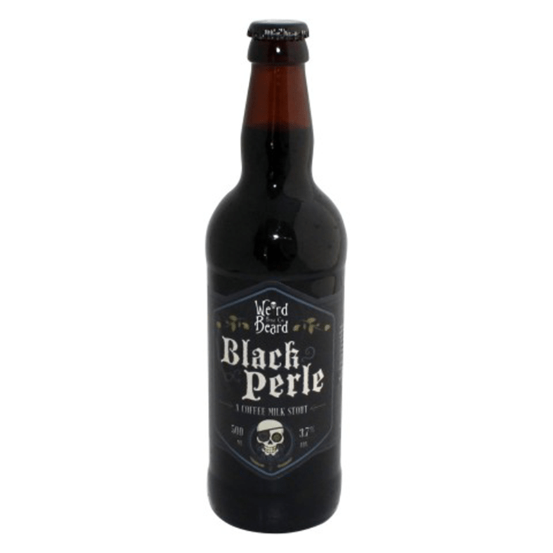 Black Perle by Weird Beard Brew Co.