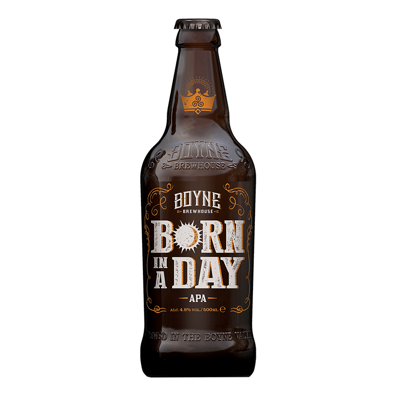 Born in a Day by Boyne Brewhouse