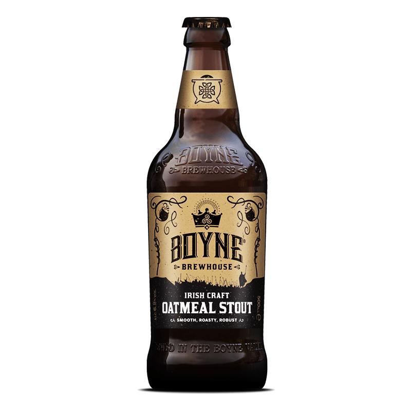 Boyne Oatmeal Stout by Boyne Brewhouse