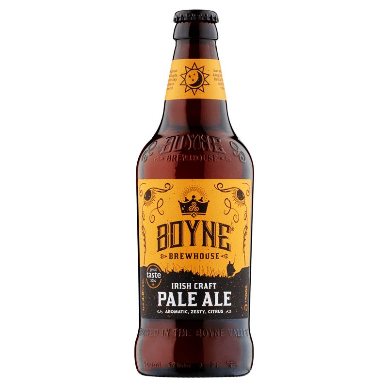 Irish Craft Pale Ale by Boyne Brewhouse