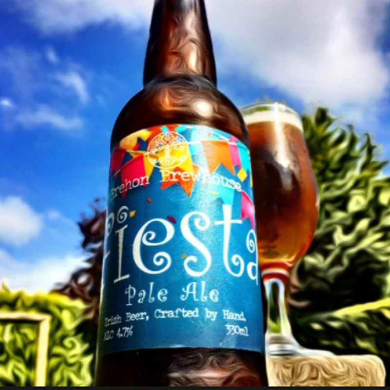Fiesta Pale Ale by Brehon Brewhouse