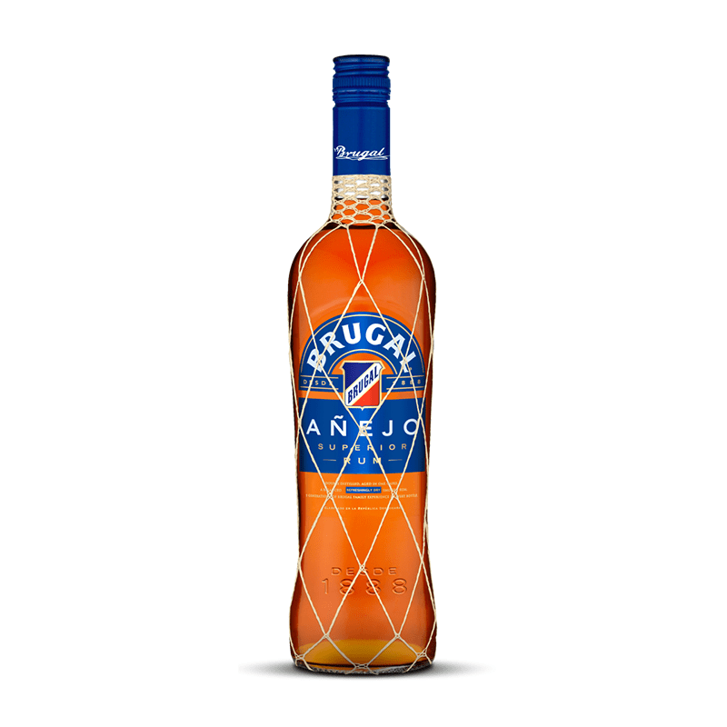 Brugal Anejo Rum by None