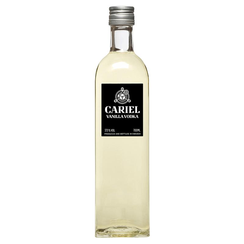 Cariel Vanilla Vodka by None