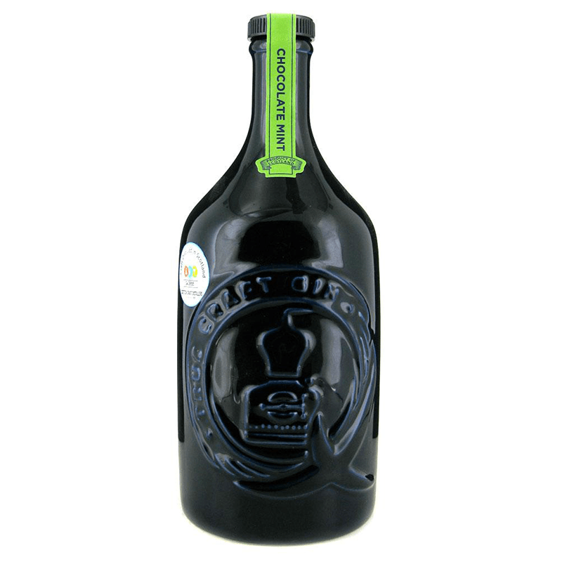Chocolate Mint Gin by McQueen Gin