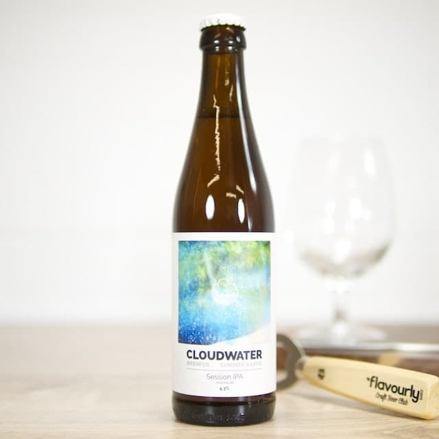 Session IPA by Cloudwater Brew Co.