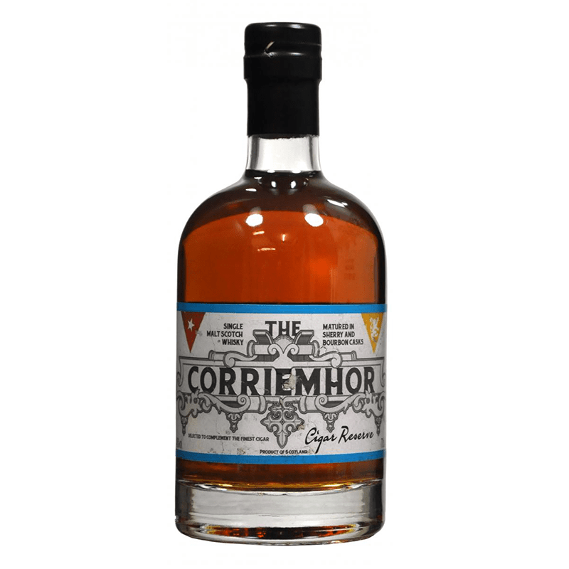 The Corriemhor Cigar Reserve Single Malt by None