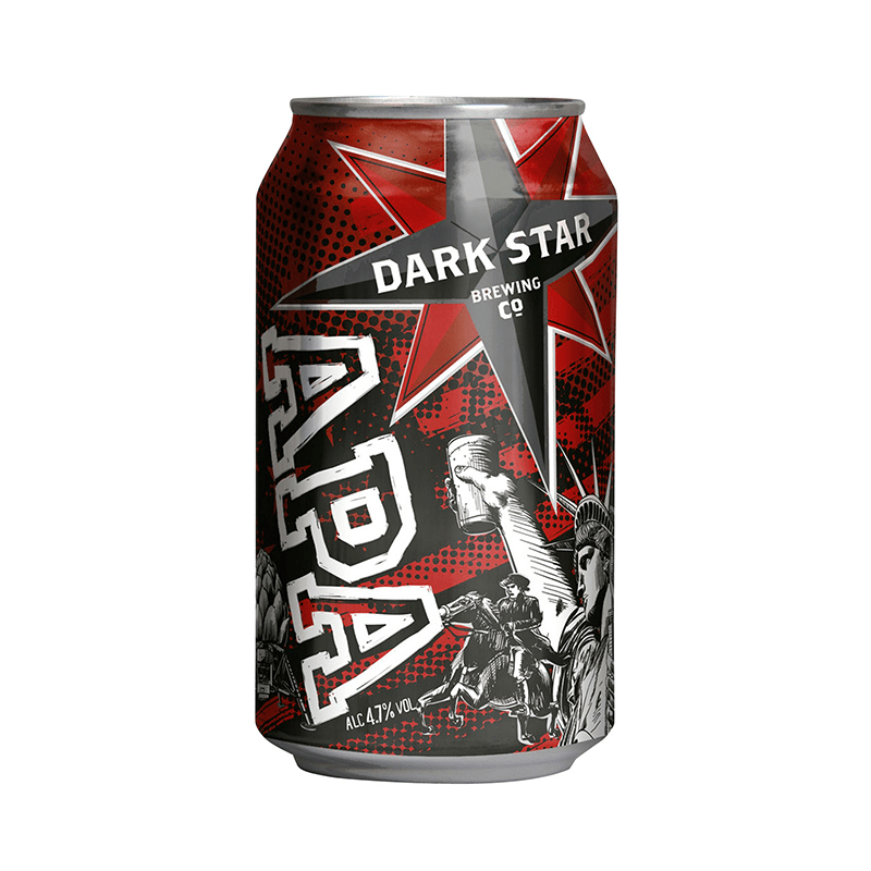 Dark Star APA by Dark Star Brewing