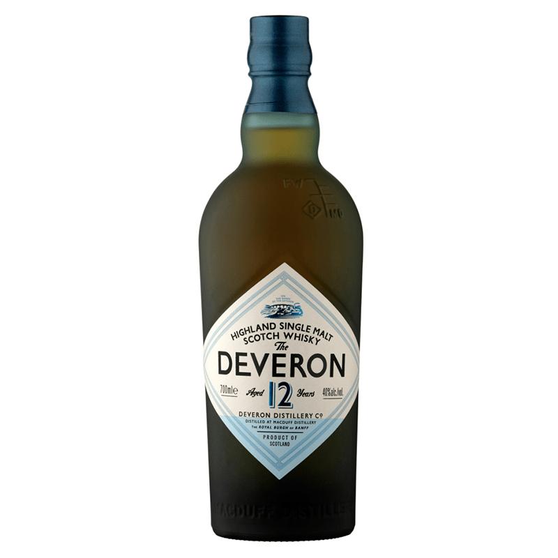 The Deveron 12 Y.O. Malt by None