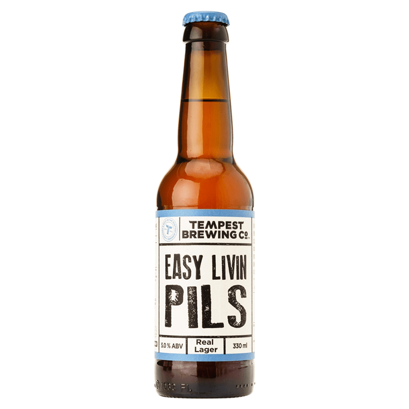 Easy Livin Pils by Tempest Brewery
