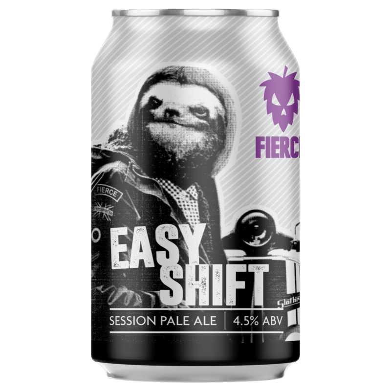 Easy Shift by Fierce Beer