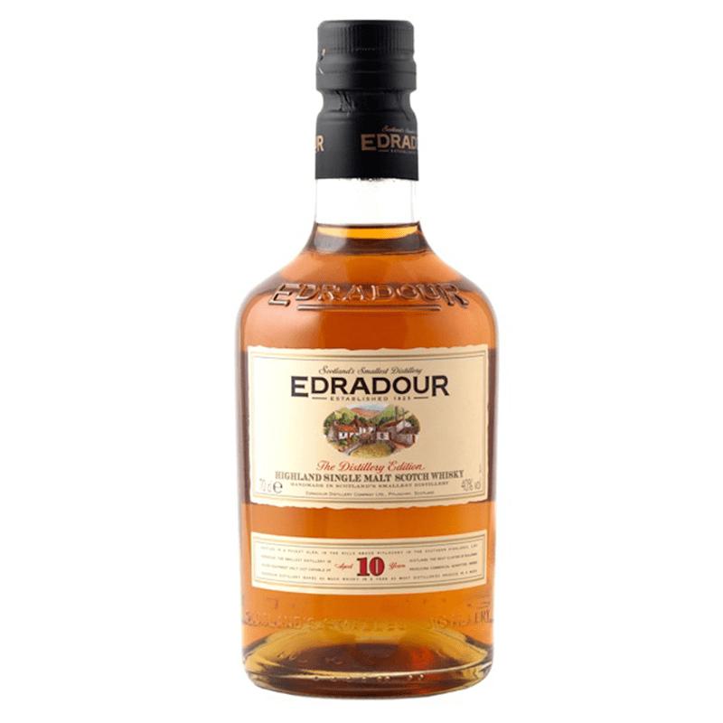 Edradour 10 Y.O. Malt by None