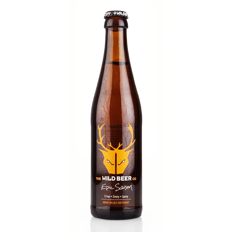 Epic Saison by Wild Beer Co