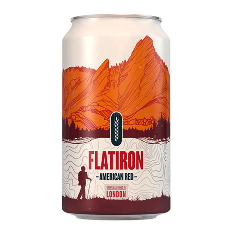 Flatiron American Red by Fourpure