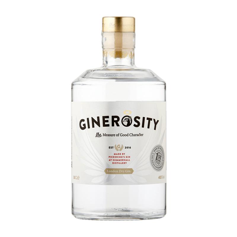 Ginerosity by Ginerosity