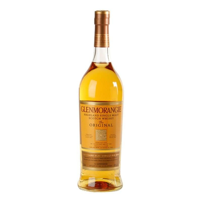 Glenmorangie 10 Y.O. Malt Whisky by None