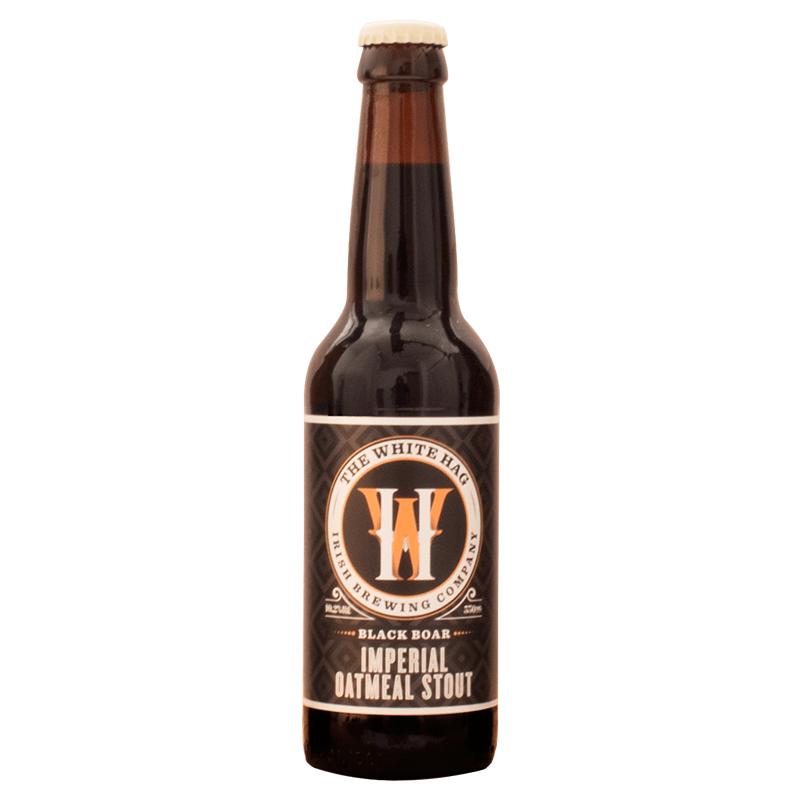 Black Boar by The White Hag Irish Brewing Co.