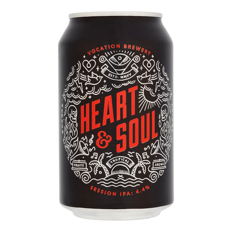 Heart & Soul by Vocation Brewery