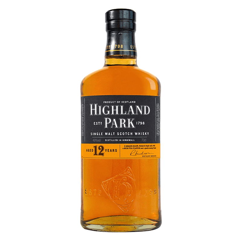 Highland Park 12 Y.O. 35CL by None