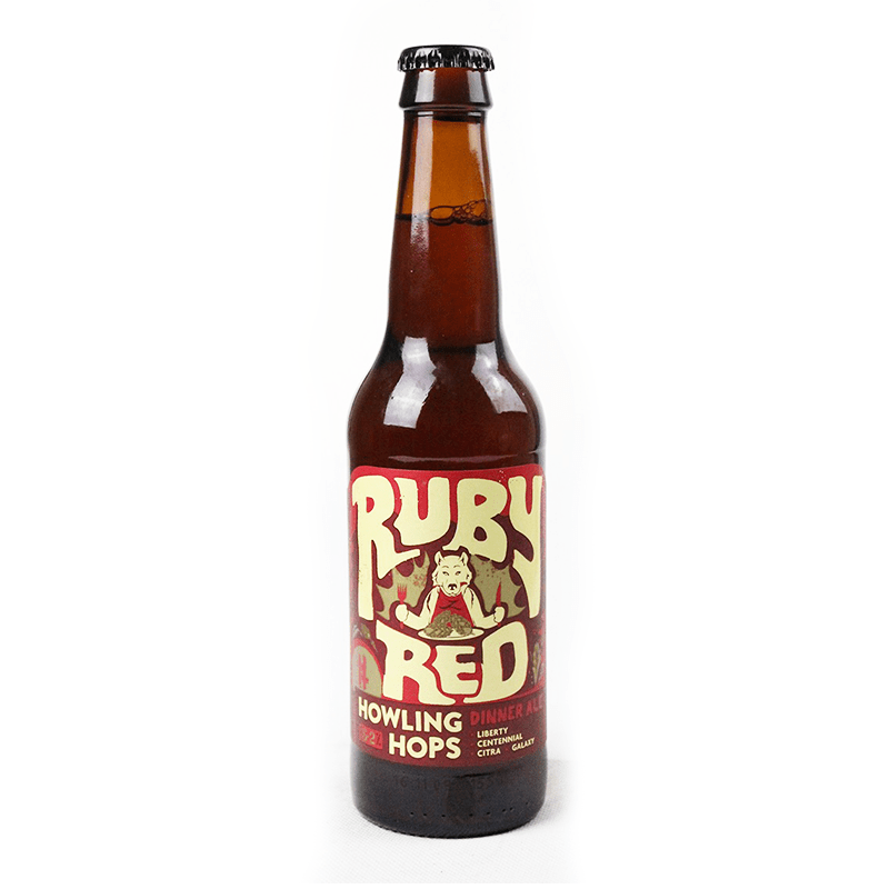 Ruby Red by Howling Hops