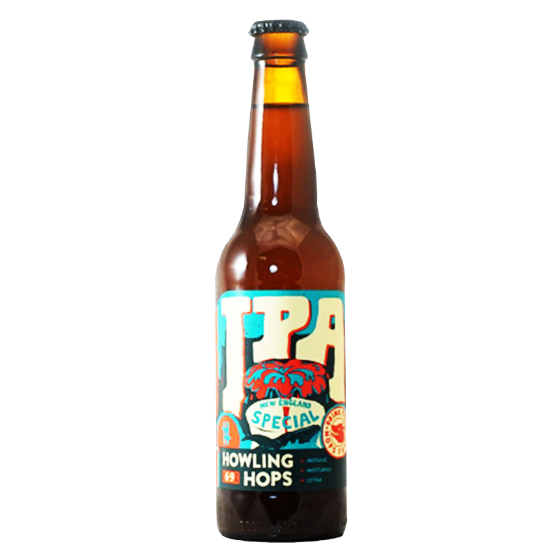 Howling Hops IPA by Howling Hops