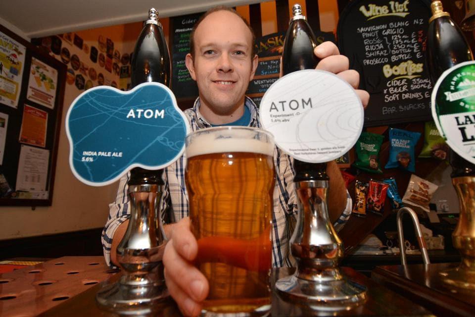 Atom Beer