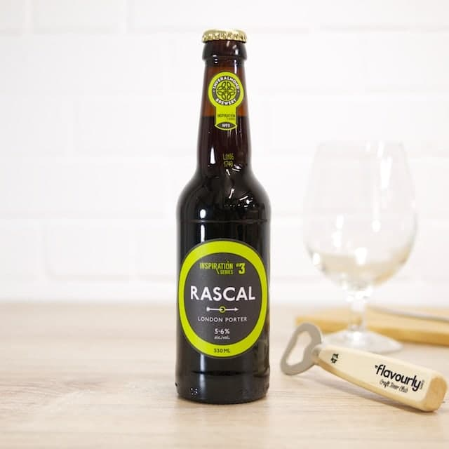Rascal London Porter by Inveralmond Brewery