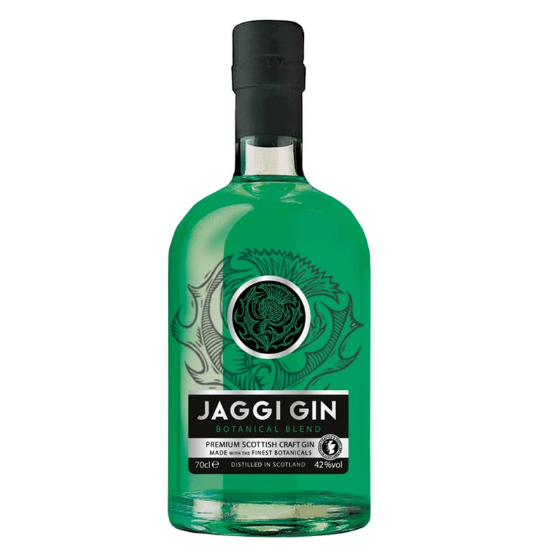 Jaggi Botanical Gin by None