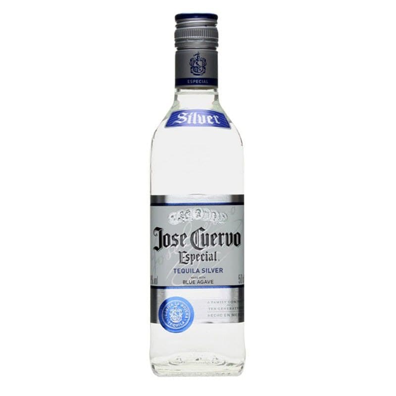 Jose Cuervo Especial Silver Tequila 50CL by None