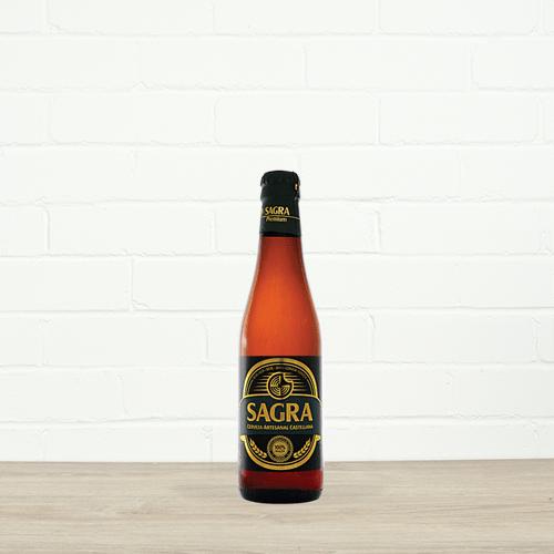 Premium Blonde Ale by La Sagra
