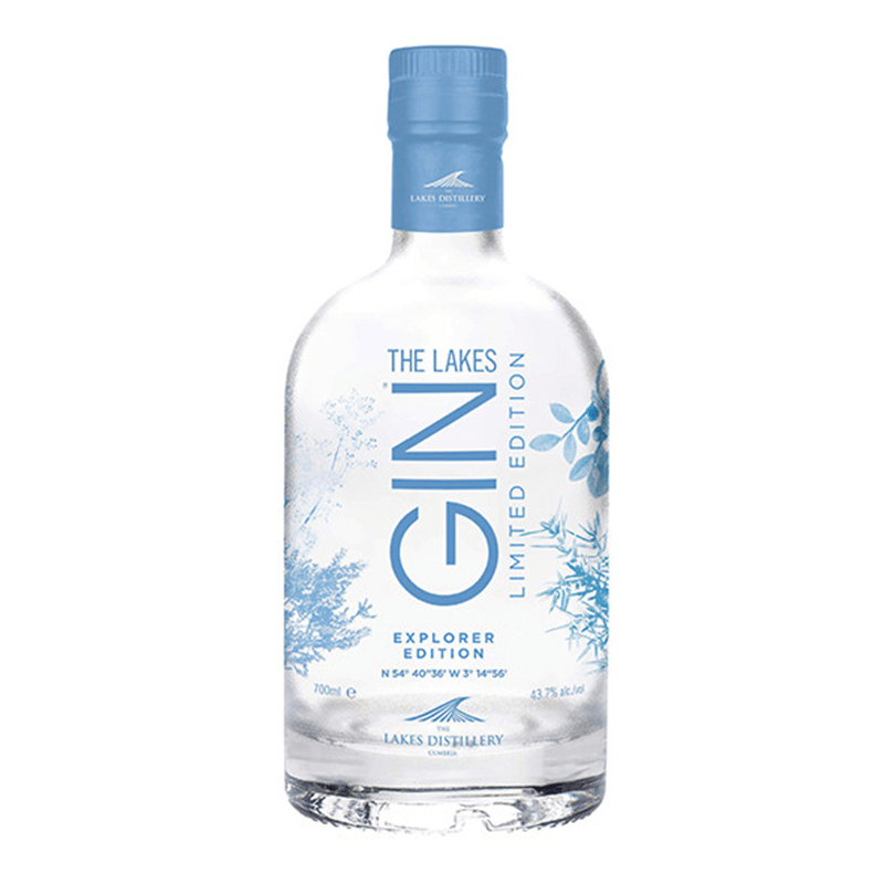 The Lakes Gin Explorer Edition by The Lakes Distillery