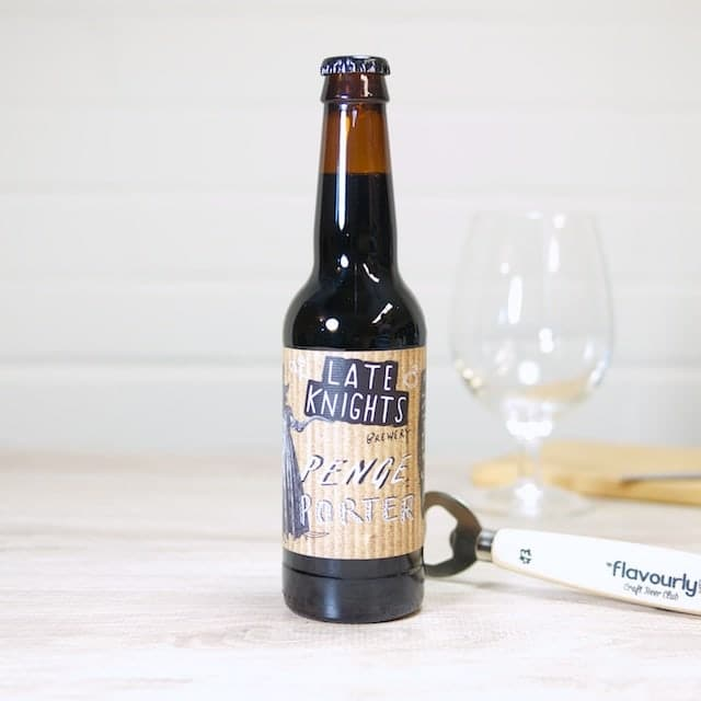 Hop O' The Morning Porter by Late Knights Brewing
