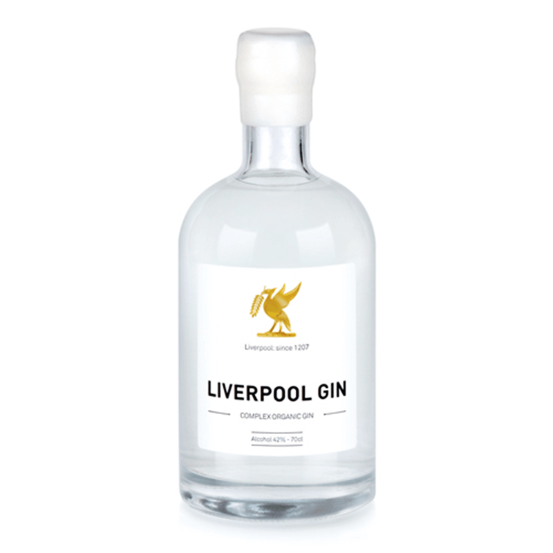 Liverpool Organic Gin by None