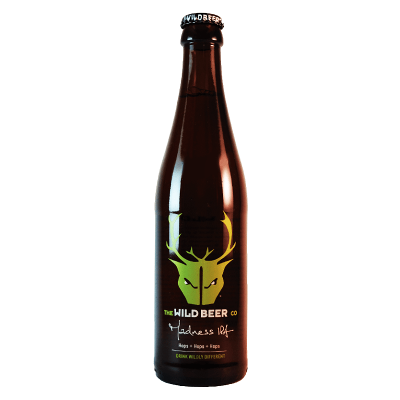 Madness IPA by Wild Beer Co
