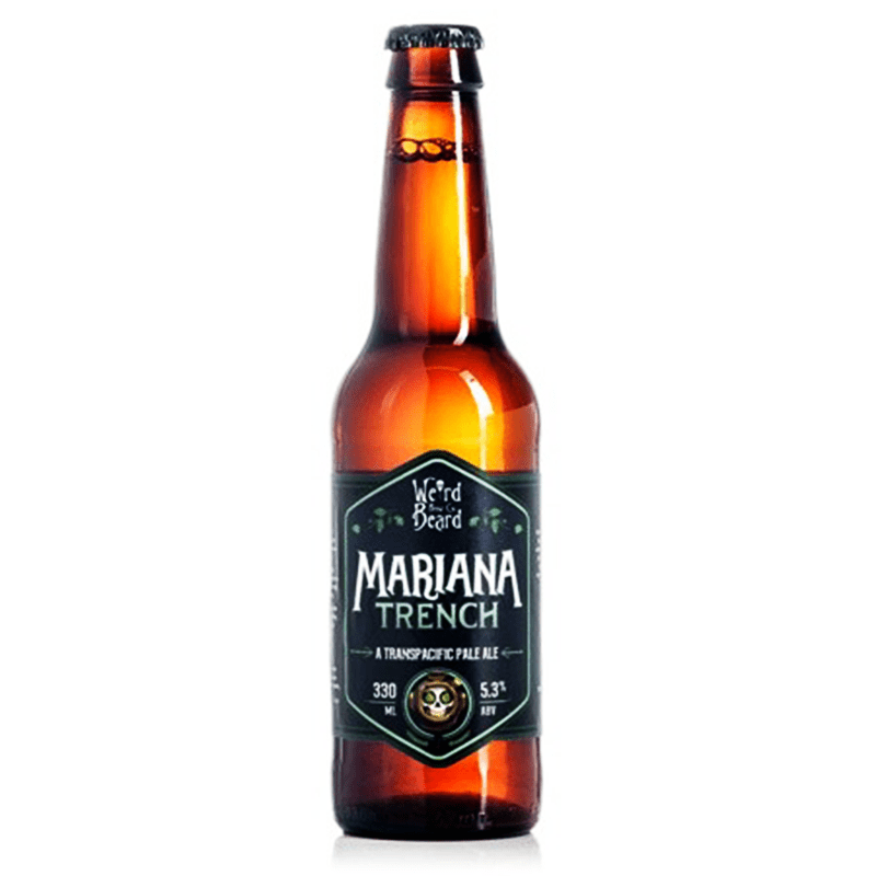 Mariana Trench by Weird Beard Brew Co.
