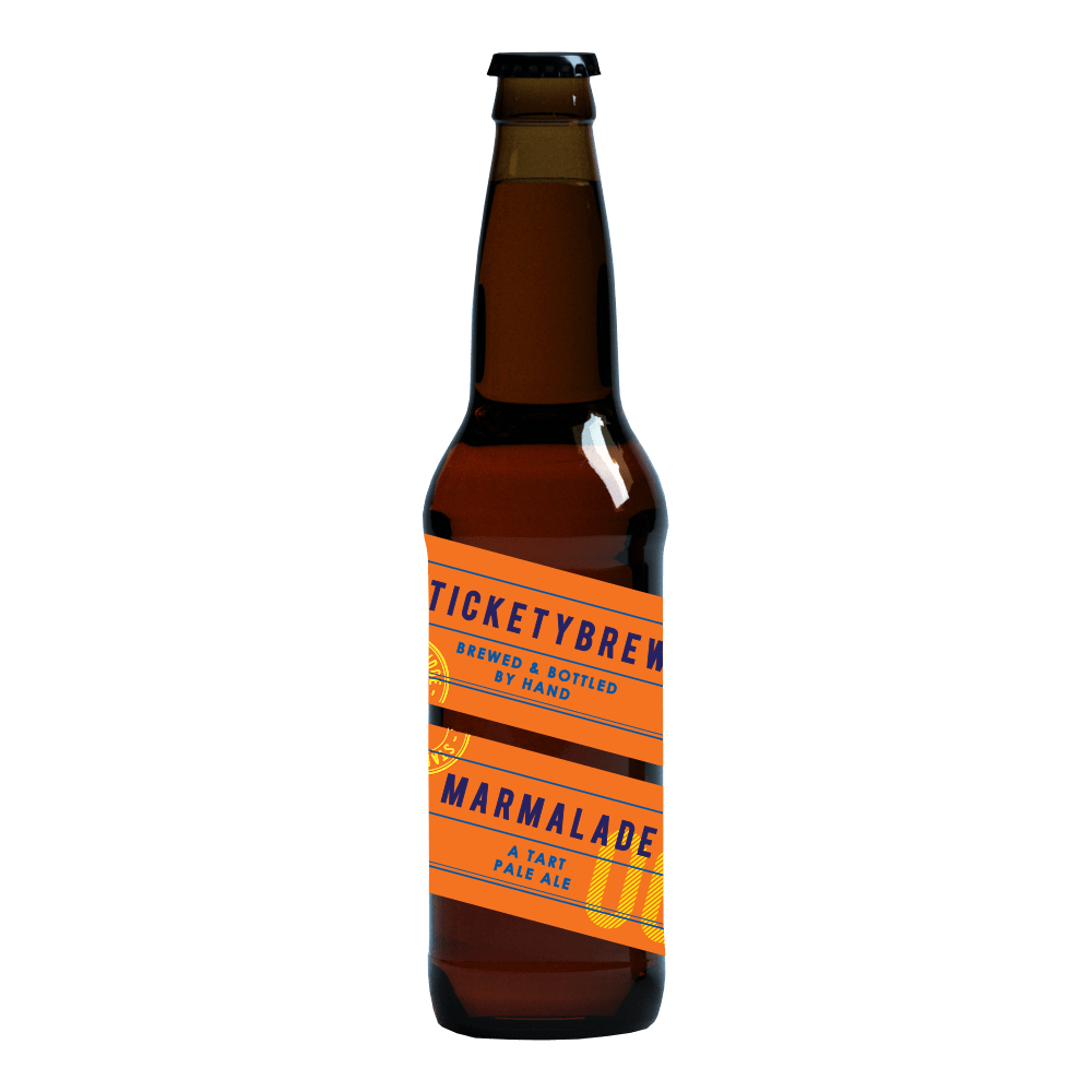 Marmalade on Rye Double IPA by Tempest Brewery