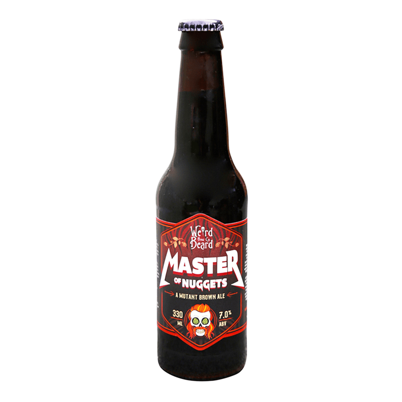 Master of Nuggets by Weird Beard Brew Co.