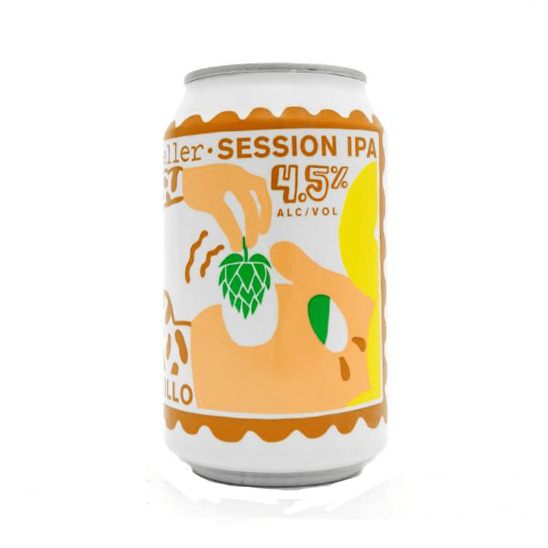 Mikkeller Single Hop Session IPA - Amarillo (can) by None