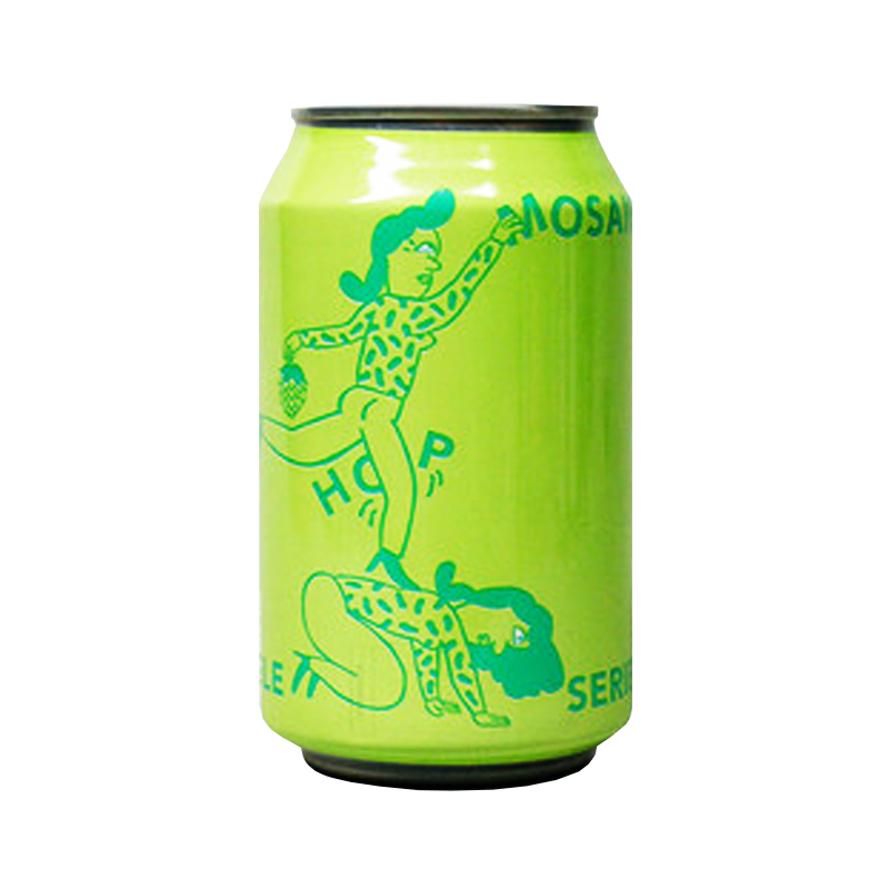 Mikkeller Single Hop IPA - Mosaic (can) by None