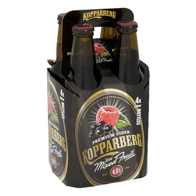 Kopparberg Mixed Fruit NRB by None